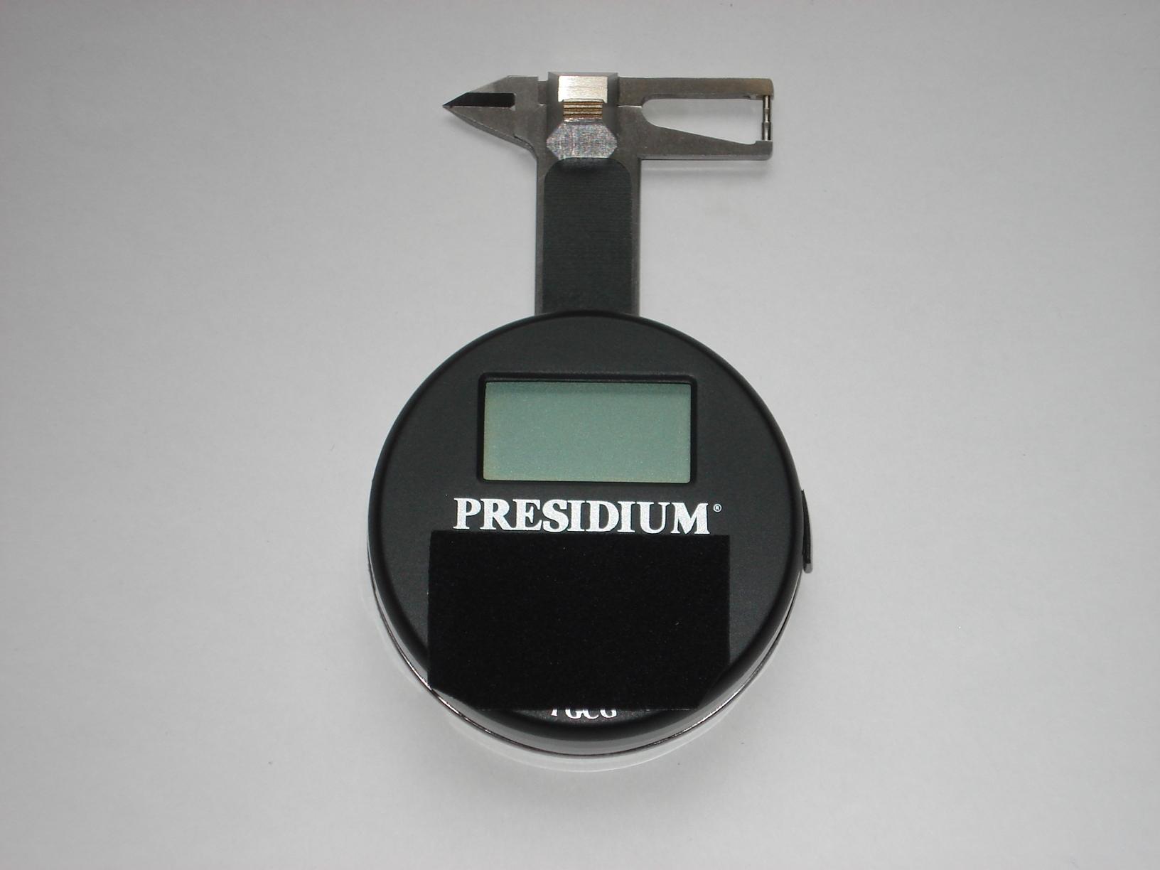 Elektronisches Messgerät Presidium